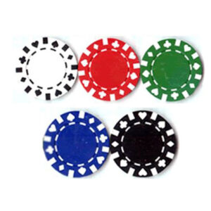 Kelowna Pool Tables Game Room - 500 Piece 13 5 Gram Pro Clay Double Suited Poker Chip Set