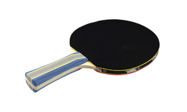 Kelowna Pool Tables Game Room - Action 2 Pingpong Paddle Black Side View