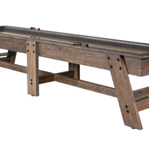 Kelowna Pool Tables Game Room - Barren 12 Foot Shuffleboard