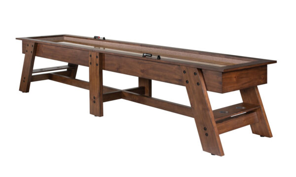 Kelowna Pool Tables Game Room - Barren 14 Foot Shuffleboard