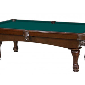 Kelowna Pool Tables Game Room - Blazer Basic Green