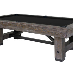 Kelowna Pool Tables Game Room - Cimmaron 61 Black