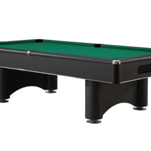 Kelowna Pool Tables Game Room - Destroyer Basic Green