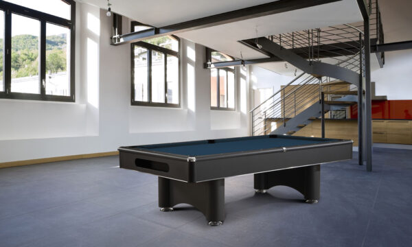 Kelowna Pool Tables Game Room - Destroyer Room
