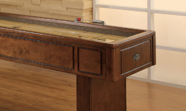 Kelowna Pool Tables Game Room - Elite 12 Foot Shuffleboard Leg