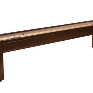 Kelowna Pool Tables Game Room - Elite 12 Foot Shuffleboard With 16inch Wide Playfield