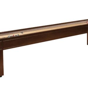 Kelowna Pool Tables Game Room - Elite 12 Foot Shuffleboard With 16inch Wide Playfield