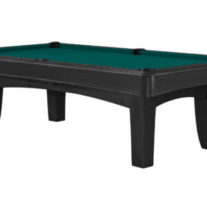 Kelowna Pool Tables Game Room - Ella II 41 Basic Green