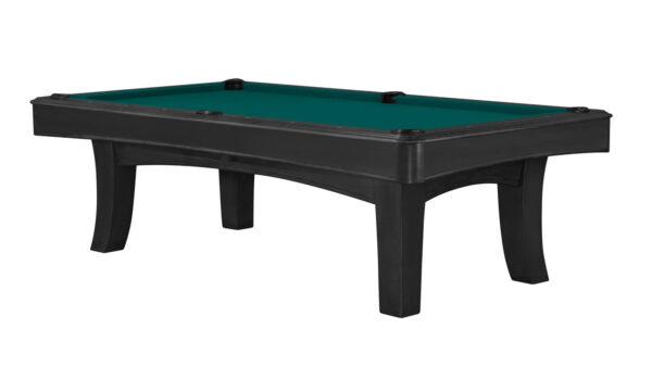 Kelowna Pool Tables Game Room - Ella II 41 Basic Green
