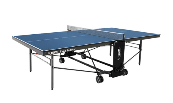 Kelowna Pool Tables Game Room - Expo Indoor Pingpong Table Blue
