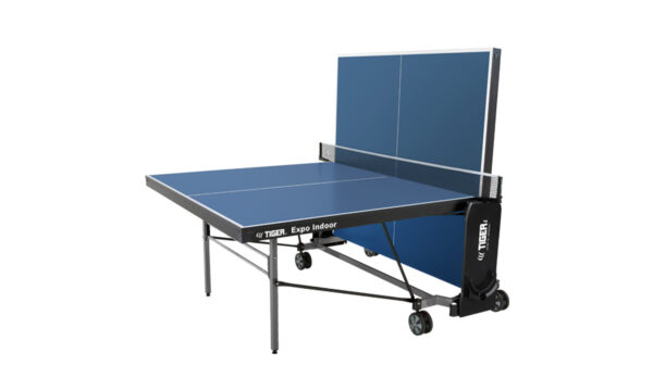 Kelowna Pool Tables Game Room - Expo Indoor Pingpong Table Blue 1