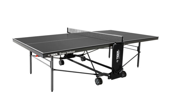 Kelowna Pool Tables Game Room - Expo Indoor Pingpong Table Indoor Black