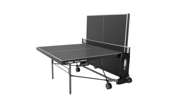 Kelowna Pool Tables Game Room - Expo Indoor Pingpong Table Indoor Black 2