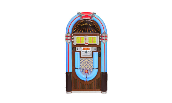 Kelowna Pool Tables Game Room - Full Size Bluetooth Jukebox