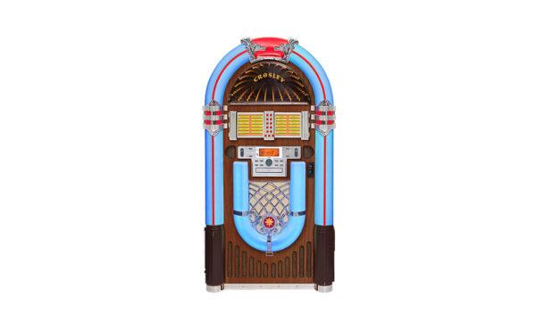 Kelowna Pool Tables Game Room - Full Size Bluetooth Jukebox
