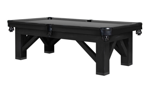 Kelowna Pool Tables Game Room - Harpeth 54BP Grey