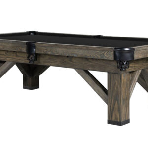 Kelowna Pool Tables Game Room - Harpeth 61SM Black