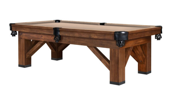 Kelowna Pool Tables Game Room - Harpeth 62SM Desert
