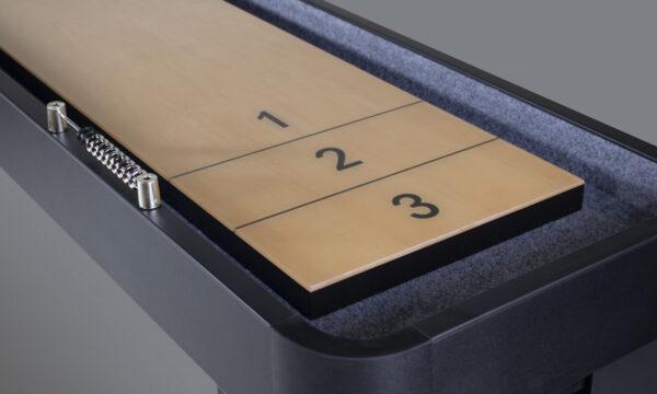 Kelowna Pool Tables Game Room - Heritage 9 Foot Shuffleboard Playfield