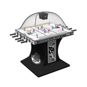 Kelowna Pool Tables Game Room - Ice Super Chexx Pro