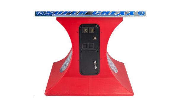 Kelowna Pool Tables Game Room - Ice Super Chexx Pro Coin Door Arcade Version