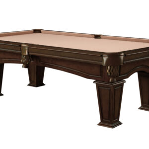 Kelowna Pool Tables Game Room - Messa Pool Table