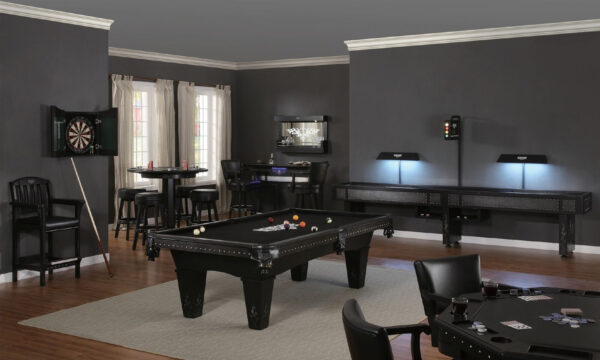Kelowna Pool Tables Game Room - Outlaw Room