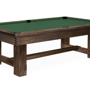 Kelowna Pool Tables Game Room - Rustic Series