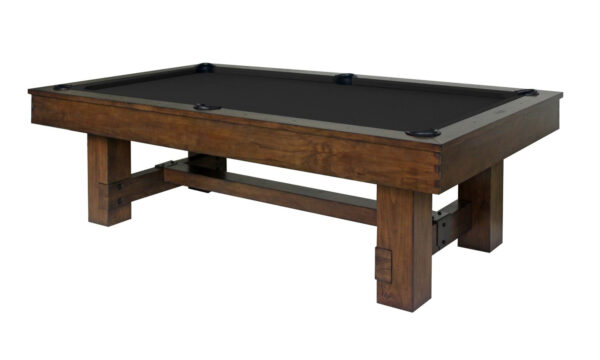 Kelowna Pool Tables Game Room - Winchester 62 Black