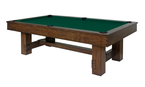 Kelowna Pool Tables Game Room - Winchester 62 Green