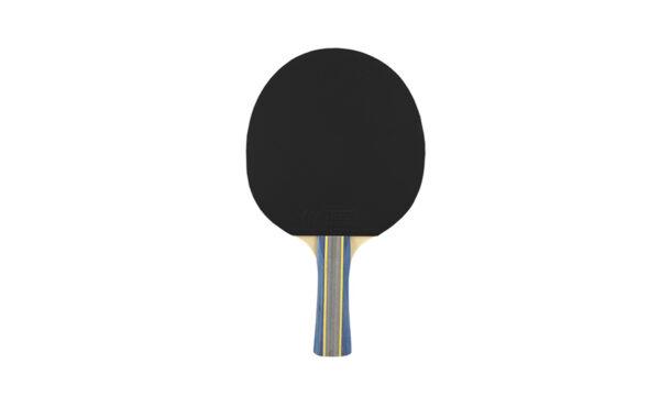 Kelowna Pool Tables Games Room - Action 4 Paddle Black