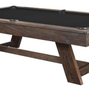 Barren Pool Table